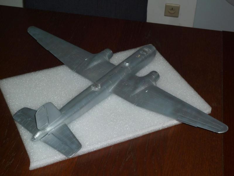 Heinkel He177A-5 (MPM) [En cours de construction] - Page 3 P1080424