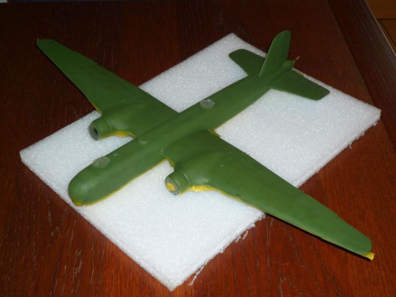 Heinkel He177A-5 (MPM) [En cours de construction] - Page 4 P1080428