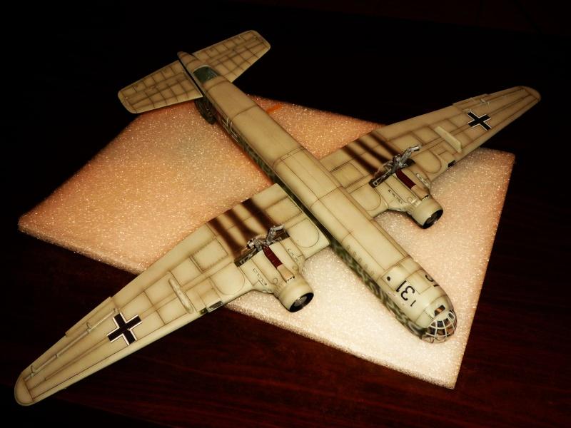 Heinkel He177A-5 (MPM) [En cours de construction] - Page 6 P1080528