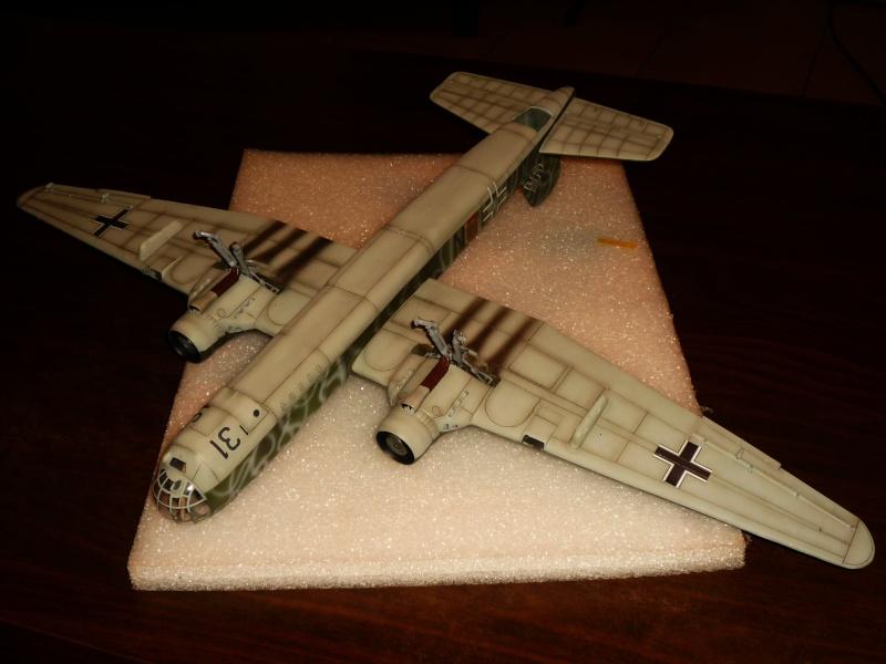 Heinkel He177A-5 (MPM) [En cours de construction] - Page 6 P1080529