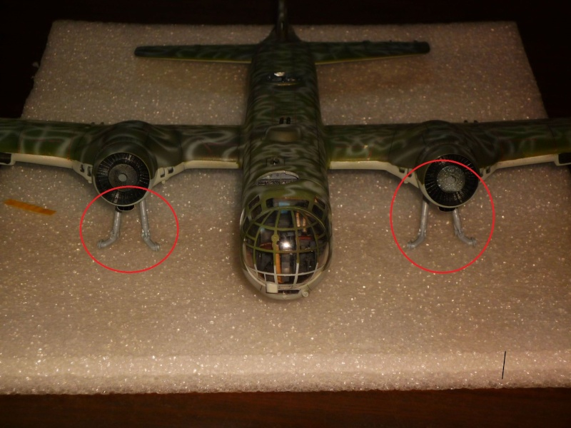 Heinkel He177A-5 (MPM) [En cours de construction] - Page 6 P1080533