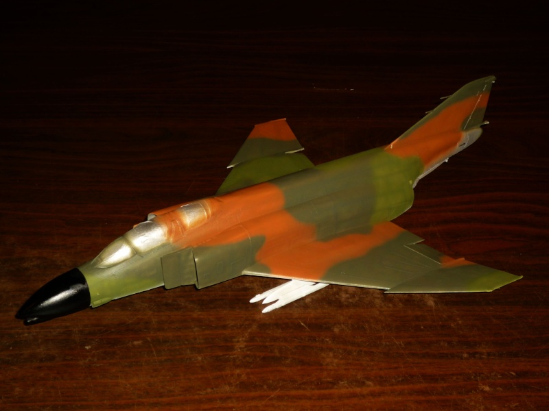 F-4 C/D Phantom II  [ REVELL ]  (Montage et Peinture terminés). P1080610