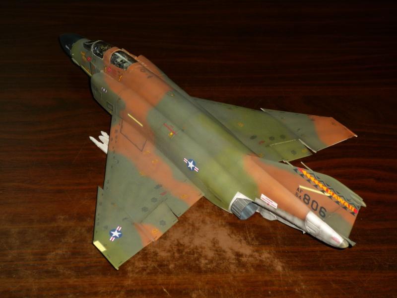 F-4 C/D Phantom II  [ REVELL ]  (Montage et Peinture terminés). P1080615