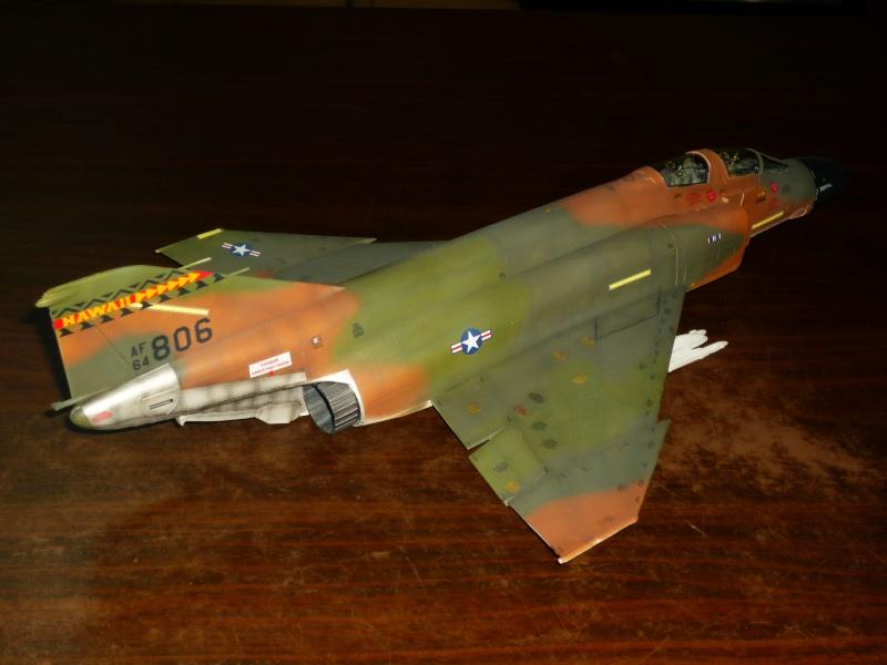 F-4 C/D Phantom II  [ REVELL ]  (Montage et Peinture terminés). P1080616