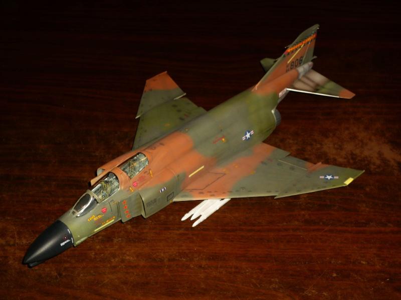 F-4 C/D Phantom II  [ REVELL ]  (Montage et Peinture terminés). P1080618