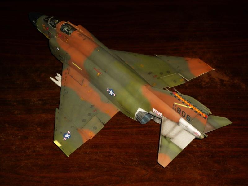 F-4 C/D Phantom II  [ REVELL ]  (Montage et Peinture terminés). P1080619