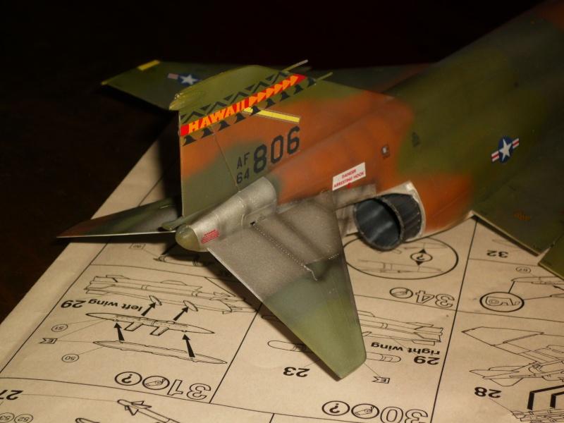 F-4 C/D Phantom II  [ REVELL ]  (Montage et Peinture terminés). P1080620