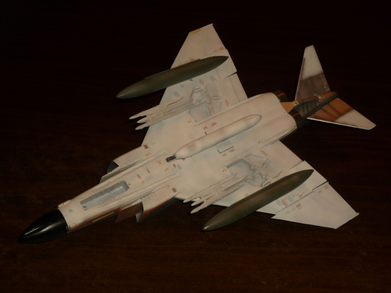 F-4 C/D Phantom II  [ REVELL ]  (Montage et Peinture terminés). P1080621