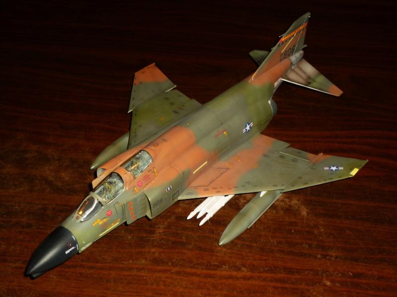 F-4 C/D Phantom II  [ REVELL ]  (Montage et Peinture terminés). P1080622
