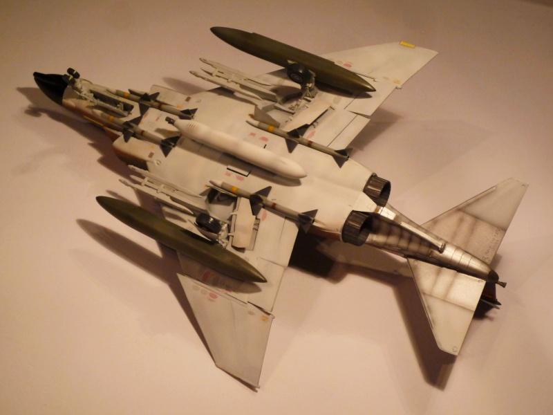 F-4 C/D Phantom II  [ REVELL ]  (Montage et Peinture terminés). P1080623