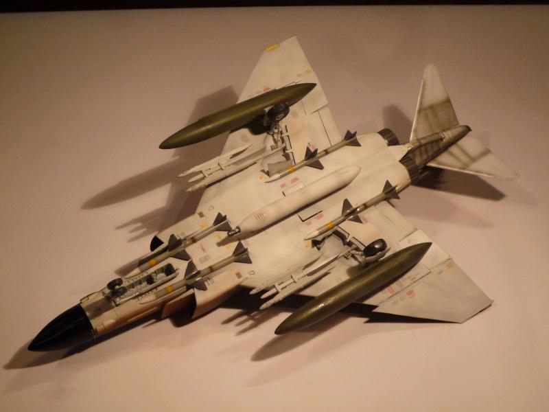 F-4 C/D Phantom II  [ REVELL ]  (Montage et Peinture terminés). P1080624