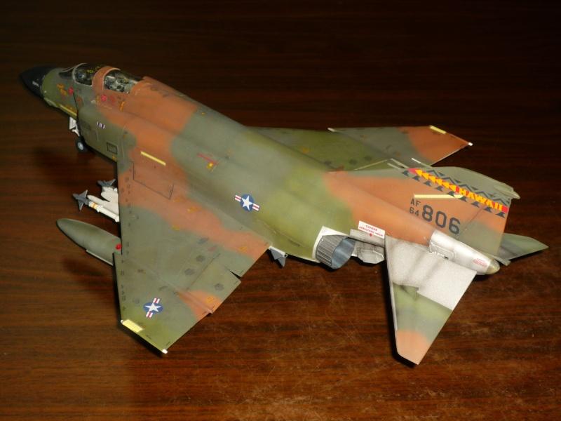 F-4 C/D Phantom II  [ REVELL ]  (Montage et Peinture terminés). - Page 2 P1080626