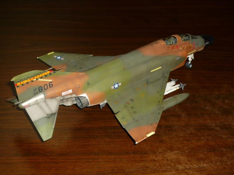 F-4 C/D Phantom II  [ REVELL ]  (Montage et Peinture terminés). - Page 2 P1080627