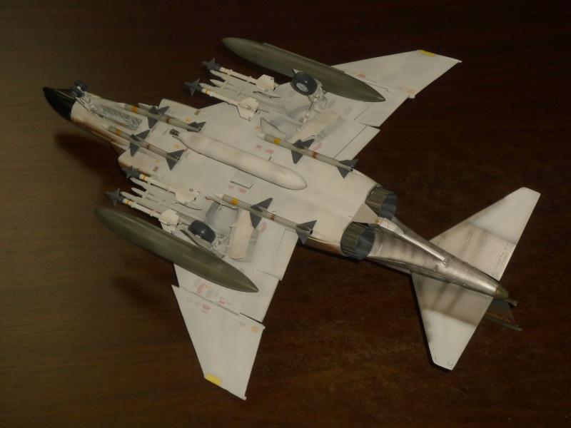 F-4 C/D Phantom II  [ REVELL ]  (Montage et Peinture terminés). - Page 2 P1080630