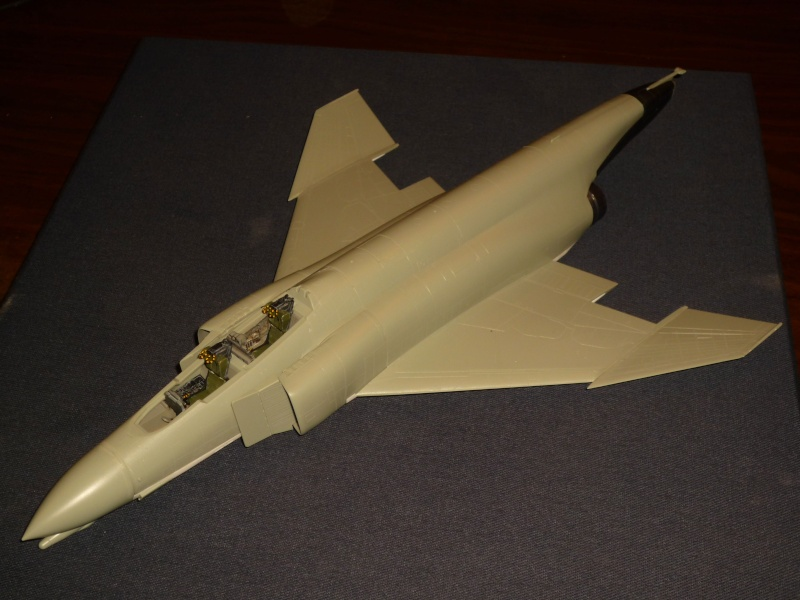 F-4B Phantom II  [ Academy 1/48° ] (Montage en cours) P1080635