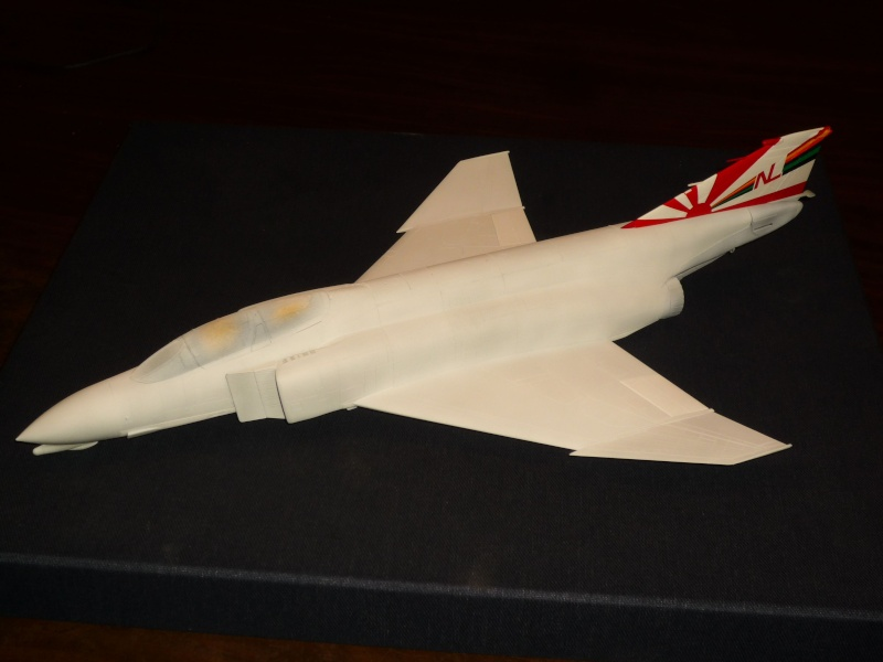 F-4B Phantom II  [ Academy 1/48° ] (Montage en cours) P1080712