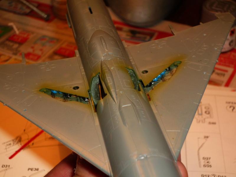 MiG-21 SMT Fishbed-K  [ EDUARD ] (Montage en cours) - Page 2 P1080817
