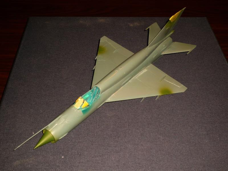 MiG-21 SMT Fishbed-K  [ EDUARD ] (Montage en cours) - Page 2 P1080818