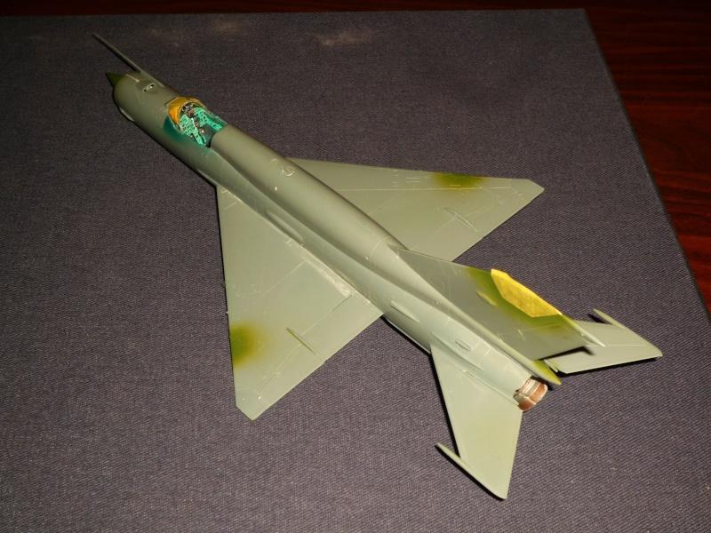 MiG-21 SMT Fishbed-K  [ EDUARD ] (Montage en cours) - Page 2 P1080819