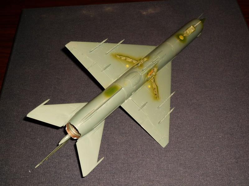 MiG-21 SMT Fishbed-K  [ EDUARD ] (Montage en cours) - Page 2 P1080820