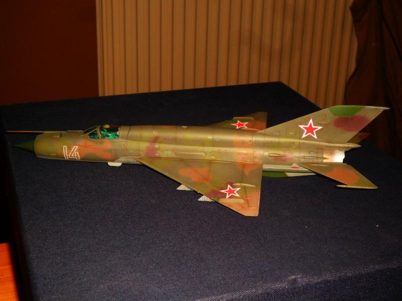 MiG-21 SMT Fishbed-K  [ EDUARD ] (Montage en cours) - Page 4 P1080910