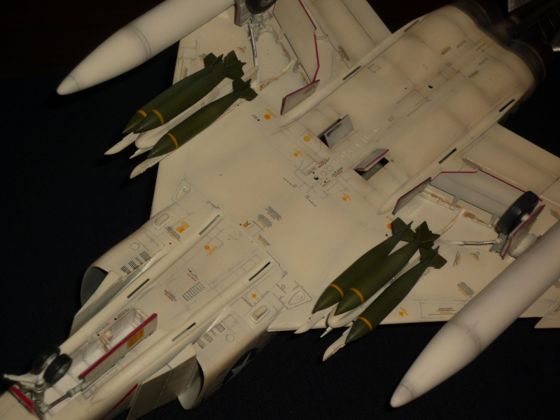 F-4B Phantom II  [ Academy 1/48° ] (Montage en cours) - Page 5 P1080912