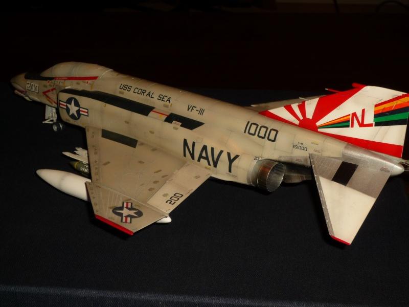 F-4B Phantom II  [ Academy 1/48° ] (Montage en cours) - Page 5 P1080916