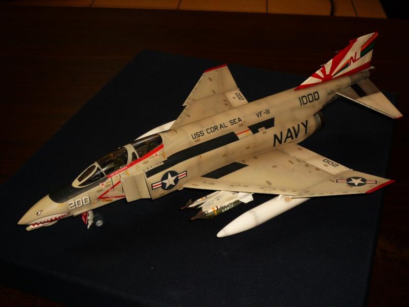 F-4B Phantom II  [ Academy 1/48° ] (Montage en cours) - Page 5 P1080919