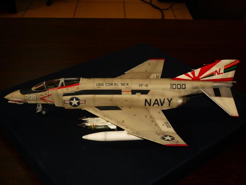 F-4B Phantom II  [ Academy 1/48° ] (Montage en cours) - Page 5 P1080920