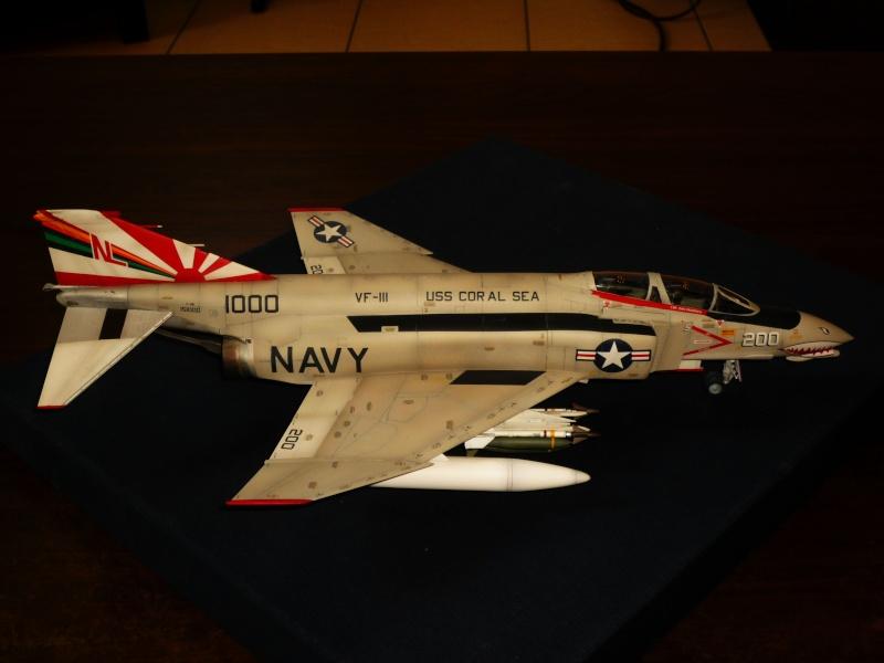 F-4B Phantom II  [ Academy 1/48° ] (Montage en cours) - Page 5 P1080922