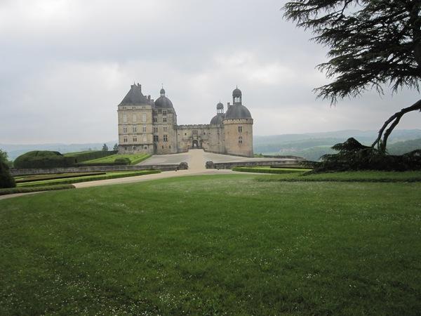 Jardins et Château de Hautefort Chatea10