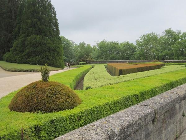 Jardins et Château de Hautefort Cl10