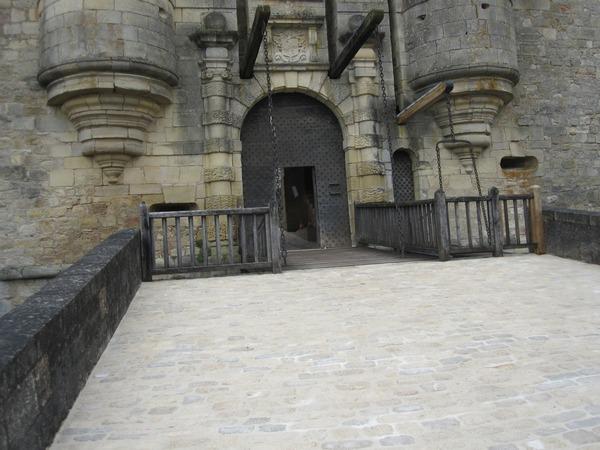 Jardins et Château de Hautefort Cl1410