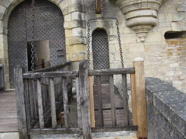 Jardins et Château de Hautefort Cl1510