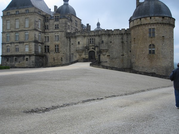 Jardins et Château de Hautefort Cl210