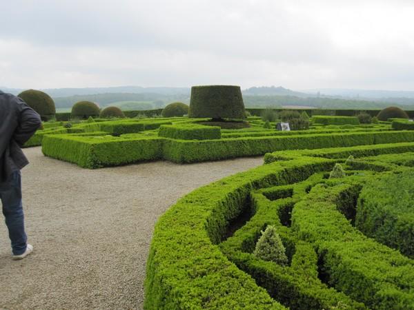 Jardins et Château de Hautefort Cl510