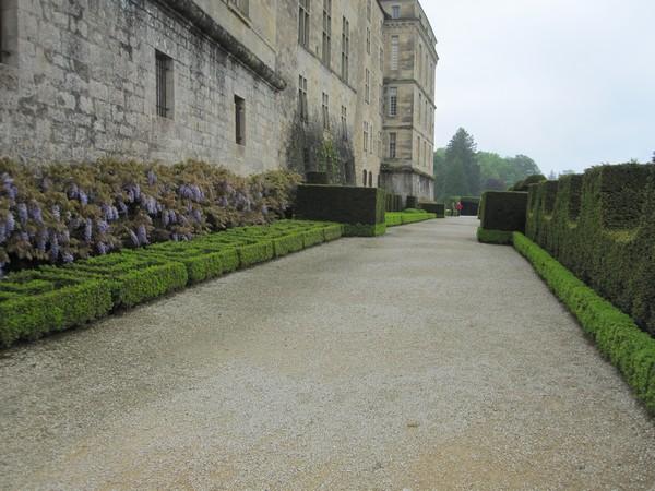Jardins et Château de Hautefort Cl710
