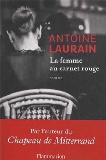 [Laurain, Antoine] La femme au carnet rouge La_fem10