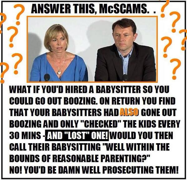 New FREE e-book: What really happened to Madeleine McCann by PeterMac - Page 4 Respon11