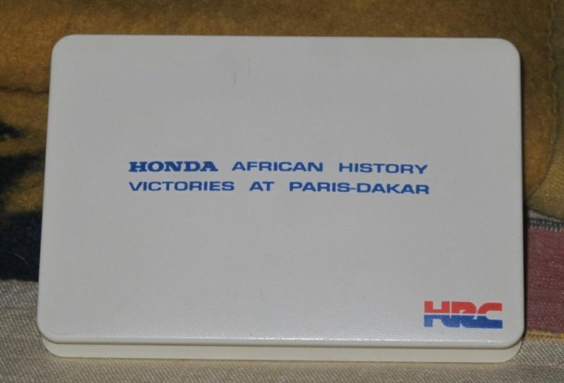 HONDA D'USINE DU DAKAR : NOUS EN AVONS TROUVÉ UNE ! Img_6212