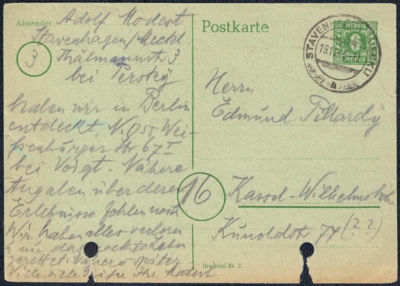 1945 - OPD Schwerin 1945 - 1952 (Teil 2) - Seite 2 111