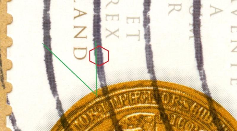 Neue SAD's - unterschiedliche Weissdrucke bei dieselbe Briefmarken!  211