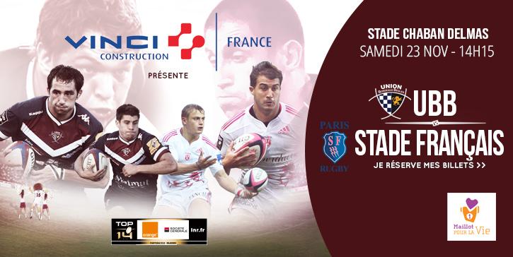 TOP 14 - 12ème journée : UBB / Stade Français - Page 2 Overla10