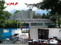 santé universitaire                            الصحة الجامعية