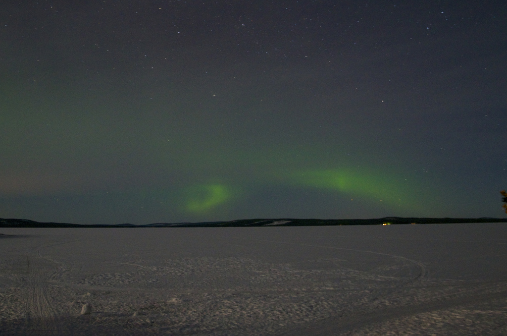 Aurores Boréales de Laponie 13078010