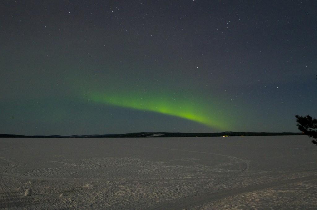 Aurores Boréales de Laponie 13078011