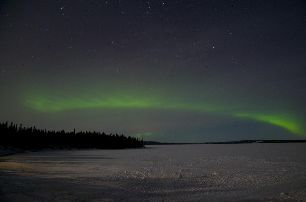 Aurores Boréales de Laponie 13078110