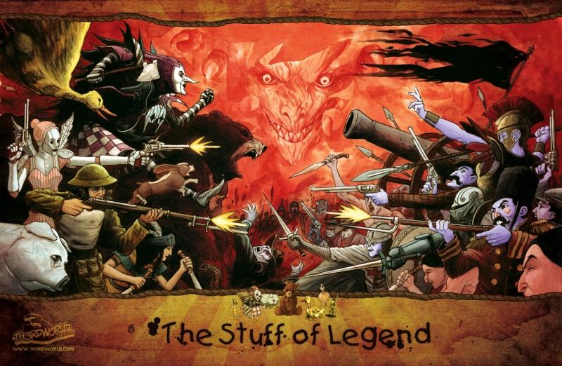 The Stuff of Legend Stuff-10