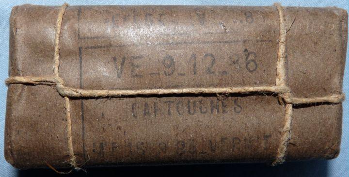 ma collection de munition Mle18710