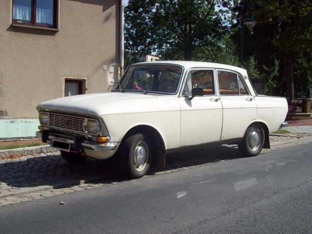 Aktuelle Sichtungen von DDR Fahrzeugen im heutigen Verkehr - Seite 3 Mossi210